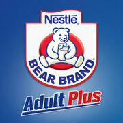 Bear Brand Adult Plus logo 2015