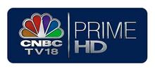 CNBC-TV18 Prime HD