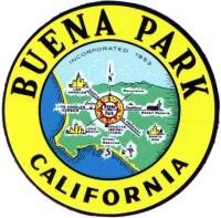 City seal of the city of Buena Park, California