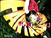 Fantástico 1999 christmas logo