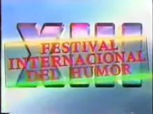 Festival Internacional del Humor 1996 logo