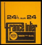 France inter 1967 24h 24h