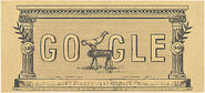 Google 120th Anniversary of First Modern Olympic Games (Version 3)