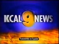 KCAL News 1997 SAP