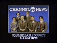 KGO News 1981 Team
