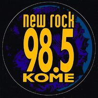 KOME New Rock 98.5