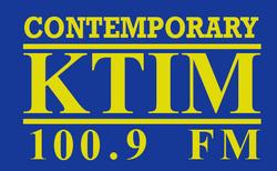 KTIM FM San Rafael 1986