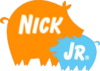 Nick Jr Pigzds logo