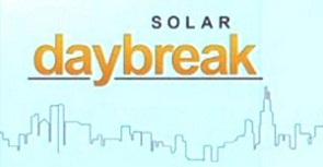 Solar Daybreak Titlecard
