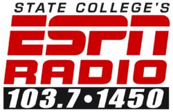WQWK ESPN Radio 103.7 FM 1450 AM