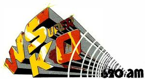 WSKQ - 1983 -May 14, 1984-