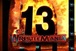 WWFWrestleMania131997logo