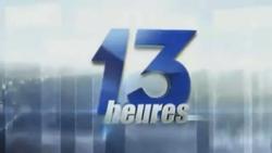 13 Heures - RTBF 2011