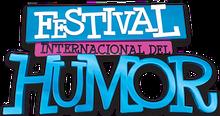 Festival humor logo