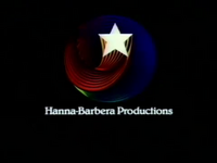 Hanna-Barbera Productions logo 1985 (bylineless)