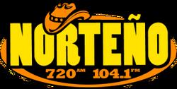 KSAH Norteno720-104.1 logo