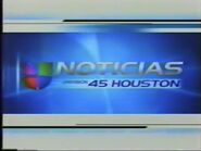 Kxln noticias univision 45 houston blue package 2001