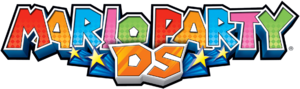 Mario Party DS Logo
