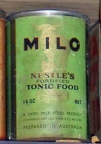 Milo 1934