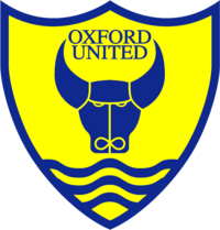 Oxford United FC logo (1998-2000)