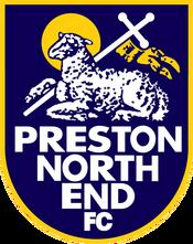 Preston North End FC logo (1996-1998)