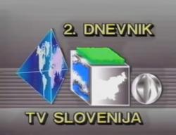 RTV SLO Dnevnik 1991
