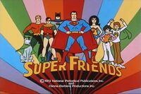 THE SUPERFRIENDS (1973 - 1974)