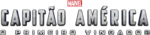 The First Avenger Portuguese logo