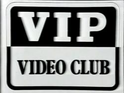 VIP Video Club Logo