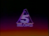 WAGA-TV 5 Belongs Reach of the Stars 1981