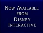 Walt Disney Studios Home Entertainment Buena Vista Now Available From Disney Interactive