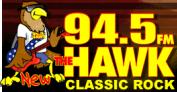 94.5 The Hawk WTHK