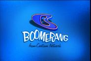 Boomerang 3D logo
