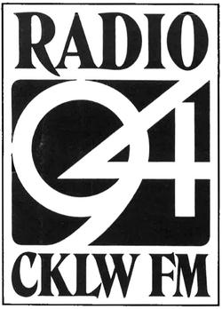 CKLW FM Windsor 1972
