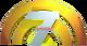 Canal 7 Bahía Blanca (Logo 2000)