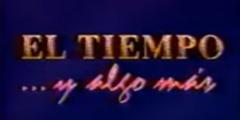 El tiempo Mega 1992