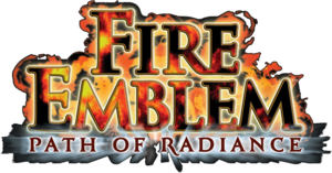Fire Emblem - Path of Radiance Logo