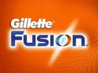 Gillette Fusion logo