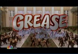 Grease You're the One That I Want Intertitle 1