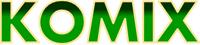Komix logo 1990