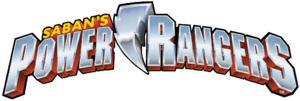 Power rangers logo saban 2