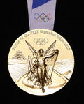 Tokyo2020 medalGoldOb