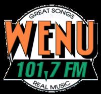 WENU (1983-2006) logo