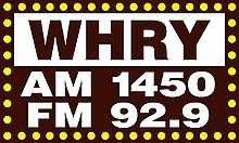 WHRY-92.9-FM