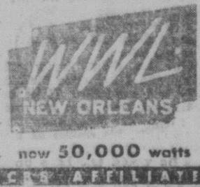 WWL - 1930s -January 17, 1939-