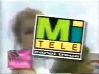 XHDF-TV13 Mi Tele (1994) Promo 3