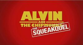 Alvin and the Chipmunks 2 logo