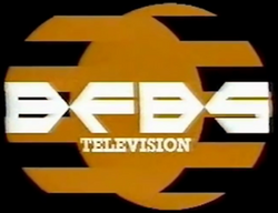 BFBS Television 1975