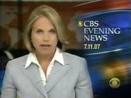CBS Evening News; July 11, 2007 (16)