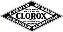 Clorox 1914